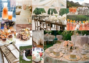 peach-wedding-collage